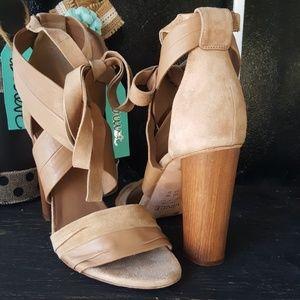 VINCE Beatrice Block Heels